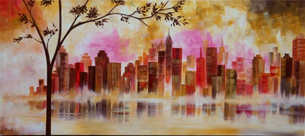 city_reflection